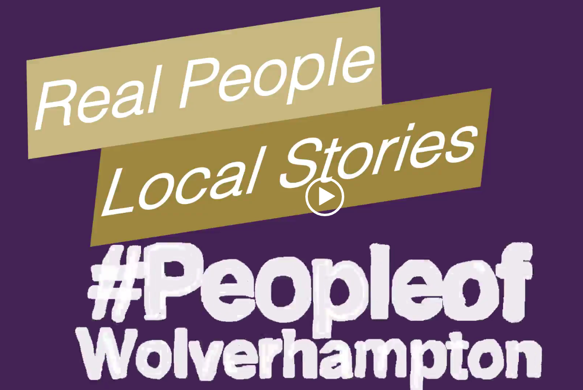 People of Wolverhampton Feature image